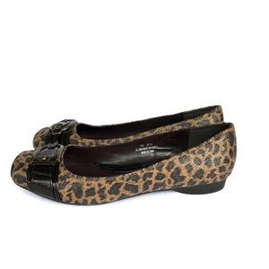 Cato Leopard Print Shoes